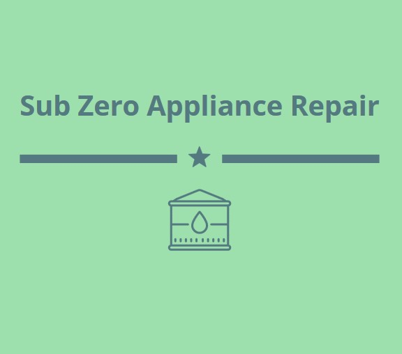 Sub Zero Appliance Repair Tampa, FL 33602